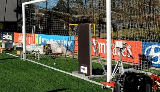 Tecnologia no futebol. Foto: Fifa/divulfgao