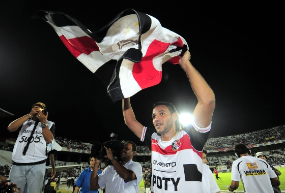 Pernambucano 2012, semifinal: Santa Cruz 3x1 Salgueiro. Foto: Ricardo Fernandes/Diario de Pernambuco