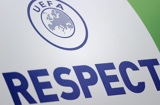 Uefa, respect