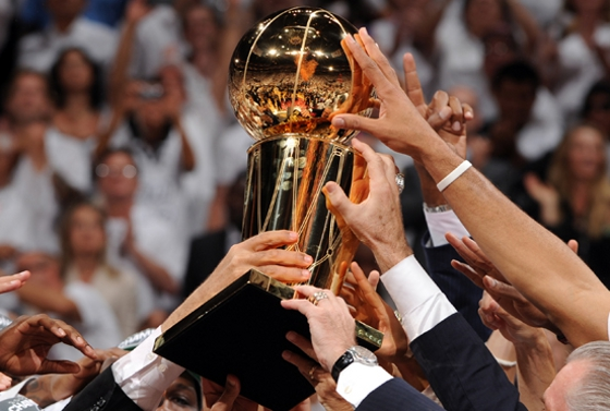 Miami Heat, campeo da temporada 2011/2012 da NBA. Foto: Miami Heat/divulgao