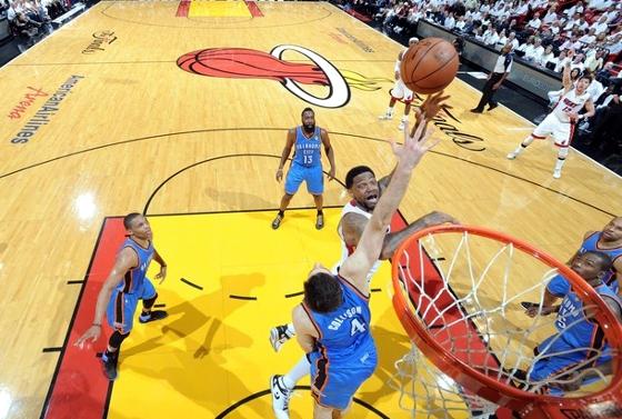 Miami Heat, campeão da temporada 2011/2012 da NBA. Foto: Miami Heat/divulgação