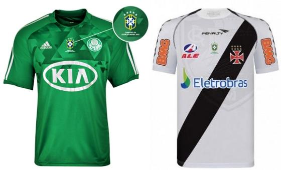 O escudo da CBF para a Seleção e campeões nacionais  e29d0653370ca