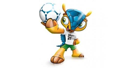 Mascote da Copa do Mundo 2014