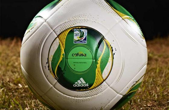 ec36b518f2 Bola da Copa das Confederações 2013