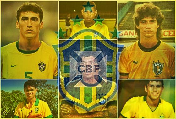Pernambucanos na Seleção Brasileira