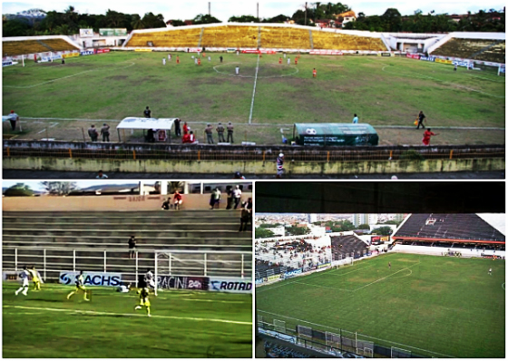 Jogos no Pernambucano: 2014 (América 2x2 Serra Talhada, Ademir Cunha), 2013 (Pesqueira 1x1 Petrolina, Sesc-Mendonção) e 2012 (Central 2x2 América, Lacerdão)
