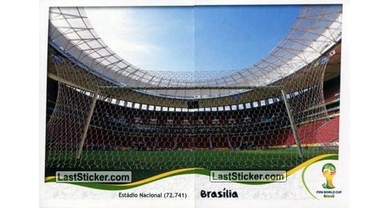 Figurinhas do álbum oficial da Copa do Mundo de 2014 (Mané Garrincha). Crédito: laststicker.com/montagem (Cassio Zirpoli)