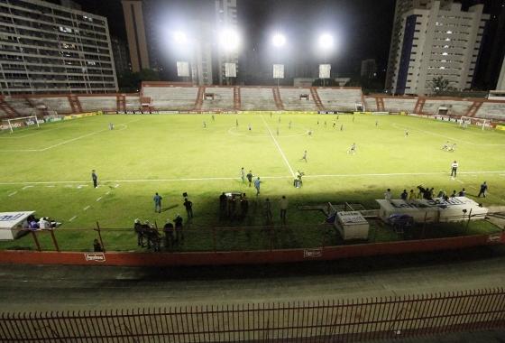 Copa do Brasil 2014, 1ª fase: Santa Cruz 3x1 Lagarto. Foto: Ricardo Fernandes/DP/D.A Press