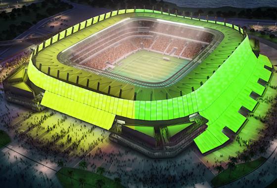 Resultado de imagem para imagens da arena pernambuco