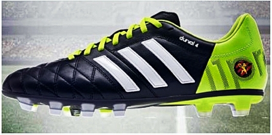 063392e60a Chuteira da Adidas personalizada do Sport. Crédito  Sport Instagram