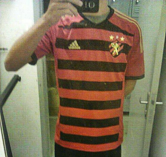 Camisa do Sport da Adidas  007582ff6bc95