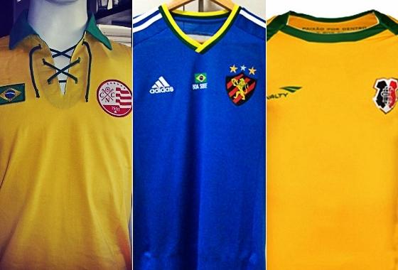 Camisas especiais de Náutico c3c3f185163a7