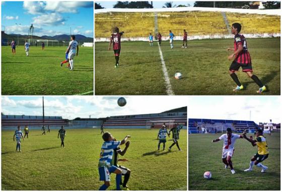 Jogos da rodada de abertura do Pernambucano Sub 23 de 2014. Fotos: FPF/site oficial