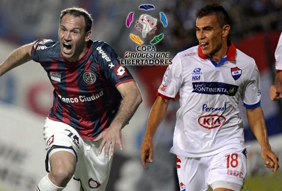 Final da Libertadores de 2014: San Lorenzo (Argentina) x Nacional (Paraguai). Crédito: Conmebol/site oficial