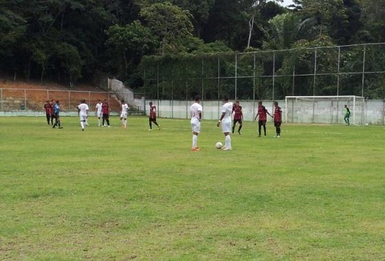 Pernambucano 2014 Série A2 (Sub 23). Atlético-PE 0 x 0 Íbis. Foto: FPF/Assessoria