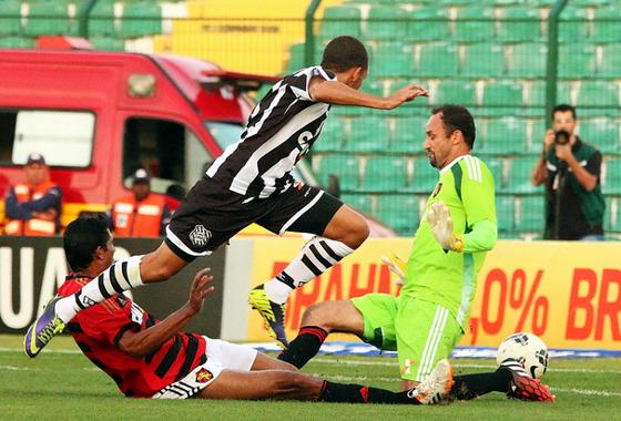 Série A 2014, 13ª rodada: Figueirense 3x0 Sport. Foto: Luiz Henrique/Figueirene/Flickr