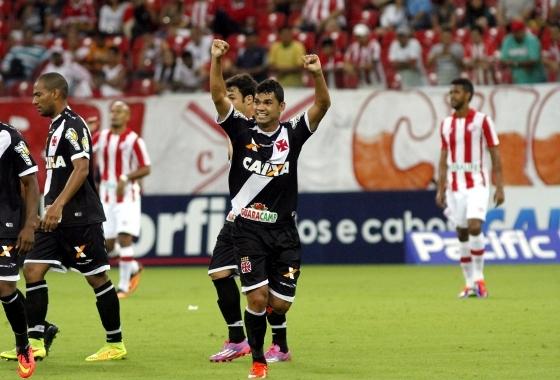 Série B 2014, 5ª rodada: Náutico 0x1 Vasco. Foto: Ricardo Fernandes/DP/D.A Press