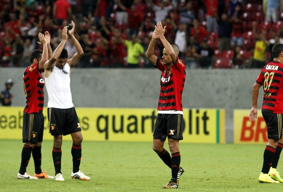 Série A 2014, 16ª rodada: Sport 2x1 Palmeiras. Foto: Ricardo Fernandes/DP/D.A Press