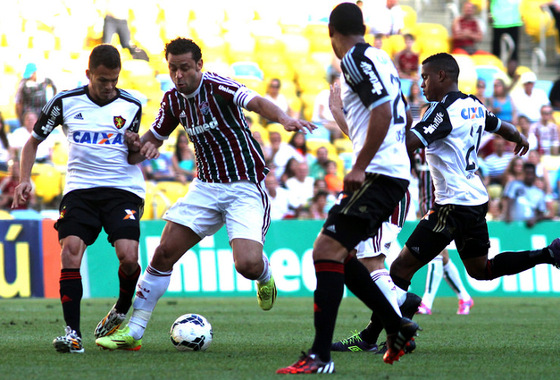 Série A 2014, 17ª rodada: Fluminense x Sport. Foto: Nelson Perez/Fluminense/Flickr