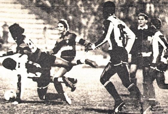 Libertadores de 1988, 1ª fase: Alianza 0x1 Sport. Foto: Edvaldo Rodrigues/DP/D.A Press