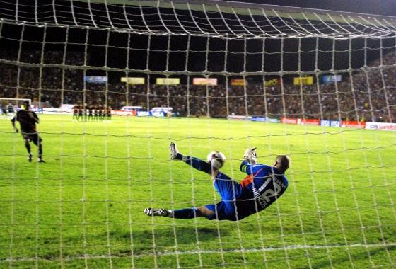 Libertadores de 2009, oitavas de final: Sport (1) 1x0 (3) Palmeiras. Foto: Alexandre Gondim/DP/D.A Press