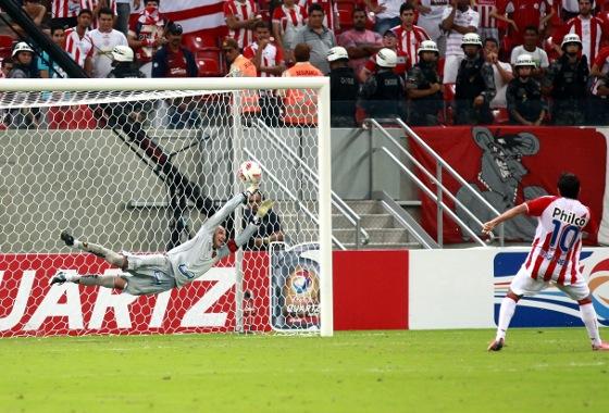 Copa Sul-Americana 2013, 2ª fase: Náutico (1) 2x0 (3) Sport. Foto: Bernardo Dantas/DP/D.A Press