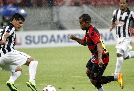Copa Sul-Americana 2013, oitavas de final: Sport 1x2 Libertad (PAR). Foto: Ricardo Fernandes/DP/D.A Press