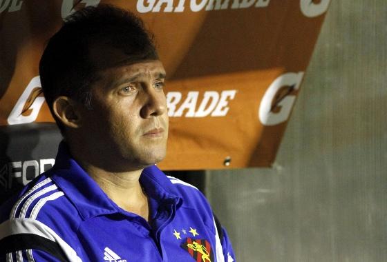 Copa Sul-Americana, 2ª fase: Sport x Vitória. Foto: Ricardo Fernandes/DP/D.A Press