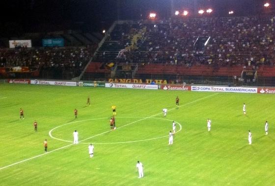 Copa Sul-Americana, 2ª fase: Sport x Vitória. Foto: Thais Lima/DP/D.A Press