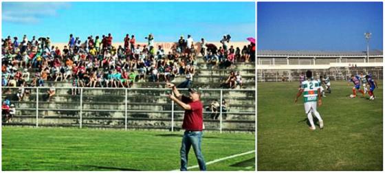 Belo Jardim no Sesc-Mendonção em 2014. Fotos: FPF e Belo jardim/facebook