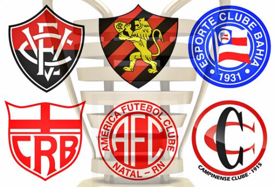 A nova lista de campeões do Nordeste  ebd2c8ffbe5ac