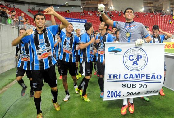 Pernambucano Sub 20 - 2014, final: Náutico 1x1 Porto. Foto: Marlon Costa/FPF