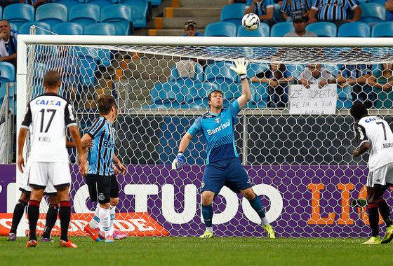 Série A 2014, Grêmio x Sport. Foto: LUCAS UEBEL/GREMIO FBPA