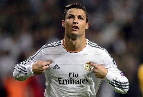 Cristiano Ronaldo no Real Madrid. Foto: Real Madrid/Getty Image