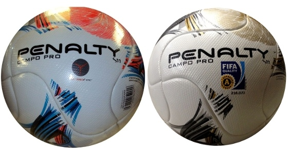 bd0e8808ba Penalty produz a bola do Campeonato Pernambucano pelo 11º ano ...