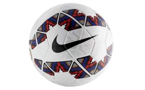 Bola oficial da Copa América de 2015. Crédito: Nike/divulgação