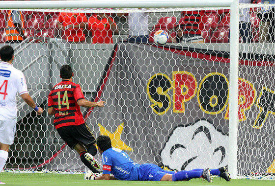 Taça Ariano Suassuna 2015, Sport 2x1 Nacional. Foto: Marlon Costa/FPF