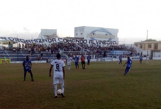 Pernambucano 2015, 1º turno: Ypiranga 1x1 Central. Foto: FPF/divulgação
