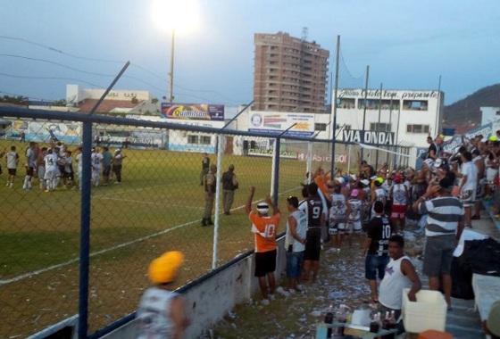 Pernambucano 2015, 1º turno: Ypiranga 1x1 Central. Foto: Raniere Marcelo/divulgação