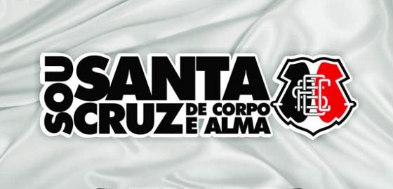 Campanha de sócios do Santa Cruz em 2015-2017: Sou Santa Cruz de Corpo e Alma