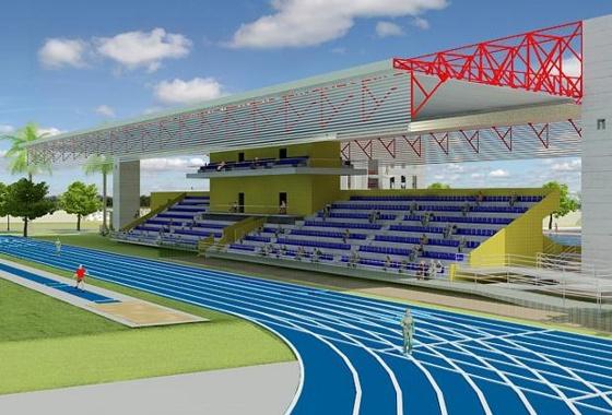 Projeto de reforma do Centro Santos Dumont. Crédito: divulgação