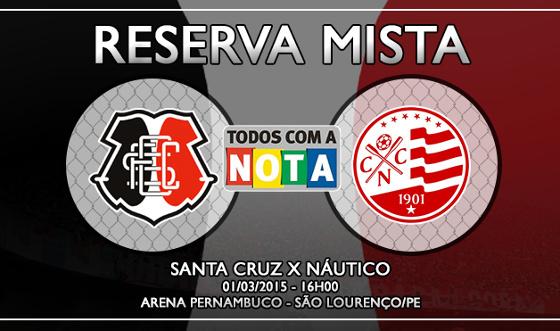 Santa Cruz x Náutico e347a74de61e1