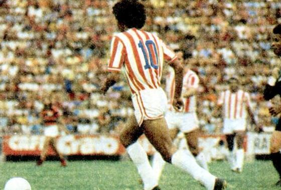 Náutico no Brasileirão de 1975. Foto: Placar/reprodução