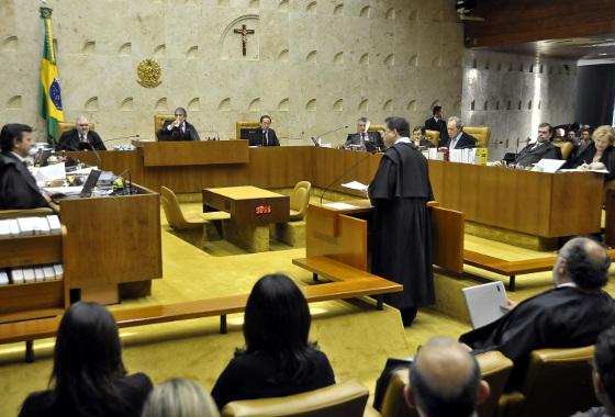 Sede do Supremo Tribunal Federal (STF), em Brasília. Foto: EBC