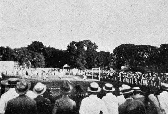 Campo dos Aflitos em 1926. Foto: robertoblogdo.blogsopt.com
