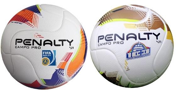 4be5511432 Penalty produz bola retrô em 2016