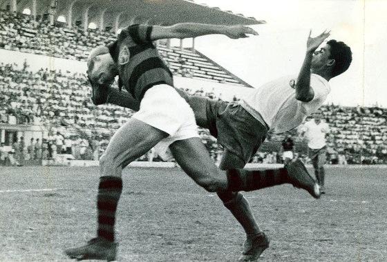 Taça Brasil de 1959, quartas de final: Sport 6x0 Bahia. Foto: Arquivo/DP/D.A Press
