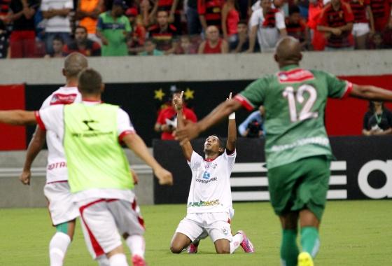 Pernambucano 2015, semifinal: Sport 1x1 Salgueiro. Foto: Ricardo Fernandes/DP/D.A Press