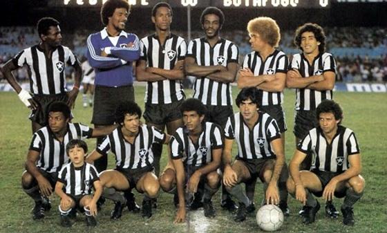 Botafogo em 1978