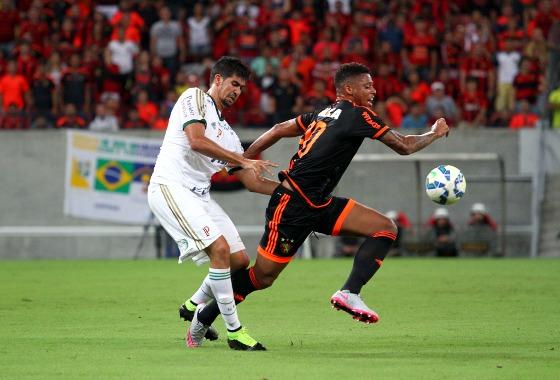 Série A 2015, 13ª rodada: Sport x Palmeiras. Foto: Paulo Paiva/DP/D.A Press
